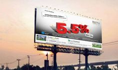 Green Acres by Pacifica Companies - Point of Purchase Marketing and Outdoor Advertising Design by Radiant media