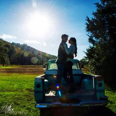 Ace Photography engagement session at Drakewood Farm in Nashville TN