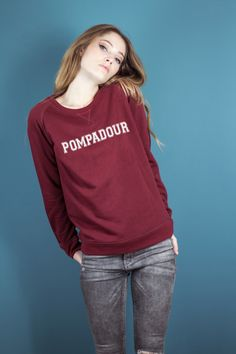 French Disorder - Sweater Pompadour