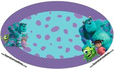 Monster Inc Party, Monster Inc Birthday, Monsters Inc, Birthday Parties, Birthday Ideas, Lala, Kids Rugs, Disney, Html