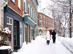 Photographic evidence as to why one must witness Quebec City in winter at least once in one's lifetime + helpful tips for planning a memorable trip. Quebec Winter, Winter Songs, Canadian Travel, Canada, Quebec City, City Photography, Places To See, How To Memorize Things, Travel