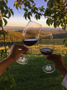 Castiglion del Bosco, Tuscany - The Londoner - - Castiglion del Bosco, Tuscany – The Londoner Stay COOL cheers at sunset Foto Fun, Wine Photography, In Vino Veritas, Wine Time, Wine Drinks, Wine Country, Wine Tasting, Wines, Red Wine
