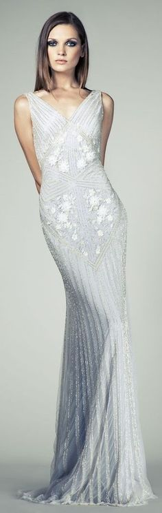 2014 GLAMOUROUS GOWNS | Tony Ward Couture SS 2014