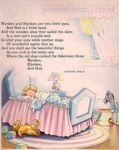 Wynken Blynken and Nod (page 4) - The Bumper Book