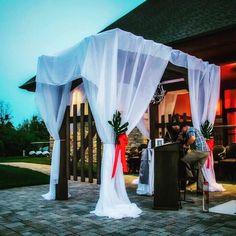 Evening Weddings are stunning! Wedding Night, Wedding Ceremony, Showcase Design, Event Decor, Shots, Events, Weddings, Instagram Posts, Home Decor