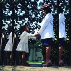 Mommy & daughter nursing Graduation pics