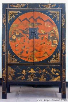 Armarios a medida orientales - Muebles chinos | muebles orientales | muebles asiaticos | decoración oriental China