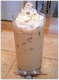 4 Easy Delicious Coffee Recipes (hot & cold) |  SweetLittleBluebird.com