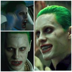 Listening to thirty seconds to Mars, can't wait to see jared in Suicide squad