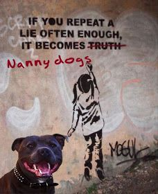 The Truth About Pit Bulls The Nanny Dog Myth Revealed Nanny Dog