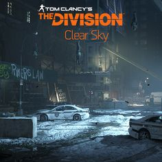 The Division - Clear Sky, Johannes Böhm on ArtStation at https://www.artstation.com/artwork/XDy10
