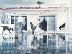 Frank Brunner Frank Brunner, Landscapes, Tapestry, Artists, Painting, Decor, Kunst, Paisajes, Hanging Tapestry
