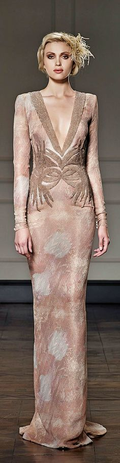 Dilek Hanif Couture FW 2013-2014 | House of Beccaria#