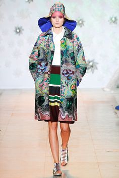 Tsumori Chisato Spring 2015 Ready-to-Wear - Collection - Gallery - Style.com