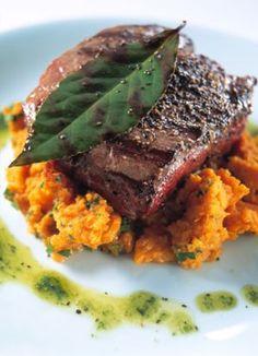 Venison HQ - All Things Venison Including Venison Recipes, Venison . Venison Marinade, Cooking Venison Steaks, Venison Meat, Beef Steak Recipes, Deer Recipes, Game Recipes, How To Cook Kale, How To Cook Meatballs, Deer Meat