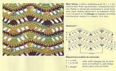 SANDRA PONTOS DE CROCHÊ E TRICÔ...........: Ponto YaYa - Crochet