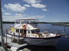 Shelburne Harbour Boat Tours - Shelburne, NS Take a tour of Shelburne Harbour aboard the Brown Eyed Girl. Learn of the history of Shelburne, haul a lobster pot or enjoy an evening kitchen party cruise!  Spend the day on Mc Nutt's Island and explore this wonderful island and Cape Roseway Lighthouse.  Coming this summer - Sunday Night Lobster Dinner Cruises!