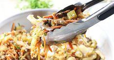 Vegan Keto Recipes for a Low-Carb, High-Fat Diet | Shape Veggie Keto, Vegetarian Keto, Vegan Keto Recipes, Healthy Recipes, High Fat Diet, Yummy Eats, Meal Prep, Veggies, Healthy Eating