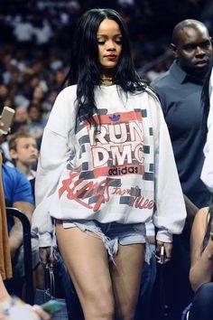 The sweatshirt :)