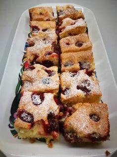 Glutenfree, Breakfast Recipes, French Toast, Paleo, Sweets, Cookies, Food, Cherries, Crack Crackers