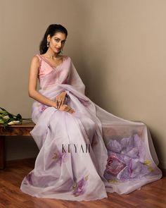 Indian Fashion Dresses, Indian Designer Outfits, Indian Outfits, Designer Dresses, Indian Attire, Fashion Wear, Simple Sarees, Trendy Sarees, Stylish Sarees