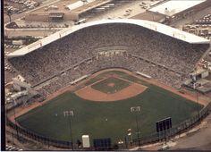 The Diamond, Former home of the AAA Richmond Braves (Atlanta Braves), Richmond, VA.