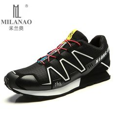 44.99$  Watch here - http://alieex.worldwells.pw/go.php?t=32788178652 - 2016 MILANAO Running Shoes Man Outdoor Sneakers Sports Shoes Flat Trail Run Free Walking Shoes Jogging Trendy Shoe EUR 39-44 44.99$