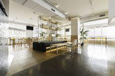 Dorsia restaurant by NAN Arquitectos Sanxenxo  Spain