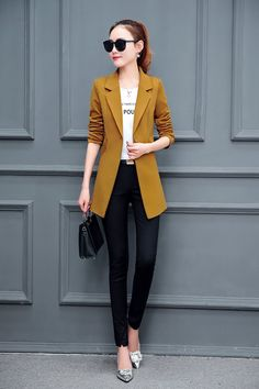 80 Excellent Business Professional Outfits Ideas for Women - Fashion and Lifestyle 80 Excellent Business Professional Outfits Ideas for Women - Fashion and Lifestyle Source by ideas botines Business Professional Outfits, Business Casual Outfits, Office Outfits, Professional Women, Business Suits, Business Formal, Office Wear, Blazer Outfits, Blazer Fashion