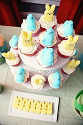 """Photo 1 of 12: Kids Easter Party / Easter """"Modern Chevron Easter Party"""" 