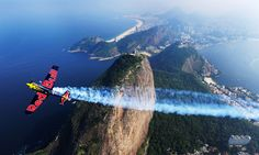 RED-BULL-AIR-RACE airplane plane race racing red bull aircraft d ...