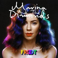 Go see Marina and the Diamonds' FROOT Deluxe Signed CD Album
