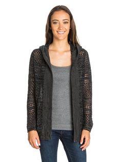 roxy, Holloway Sweater, Anthracite-6 (kvj6)