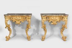 windsorhouseantiques:  Pair of Mid 18th Century Pier Tables http://www.windsorhouseantiques.co.uk/stock/d/pair-of-mid-18th-century-pier-tables/218584 #pier #tables #antiques #luxury #rococo #giltwood