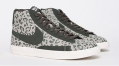 Nike Blazer Leopard - Khaki . Want them