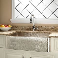 Copper Kitchen Sinks, Brushed Nickel Kitchen Sinks U2013 Native Trails | Letu0027s  Build A Home | Pinterest | Copper Kitchen, Brushed Nickel And Sinks