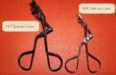 MAC Half Lash Curler [Review].