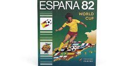 La copertina dell'album dedicato al Mundial '82.