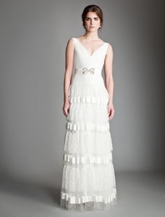 Temperley Bridal, Titania Collection, Bow Belt