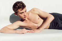 Model: Patryk Banas A S management Stylist: Wojciech Szymański / Stylist Make up/ hair: Colette - Make Up Artist and Stylist