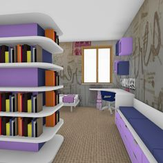 #camerette #sumisura #madeinitaly #moderno #minimal #kidroom #children #bedroom #mobilfino