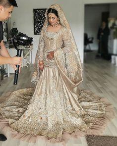 Latest Bridal Dresses, Pakistani Wedding Outfits, Pakistani Wedding Dresses, Pakistani Dress Design, Bridal Outfits, Nikkah Dress, Shadi Dresses, Indian Dresses, Afghan Wedding