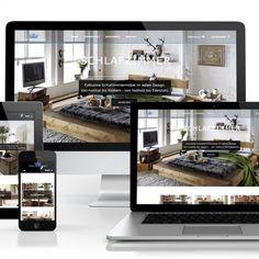 Onlineshop Referenz - Exklusiv Möbel Versand Evo, Shops, Search Engine Optimization, Tents, Retail Stores