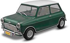 Original Mini Cooper 1/24 scale Plastic Model Kit AVAILABLE FROM REVELL #85-4035