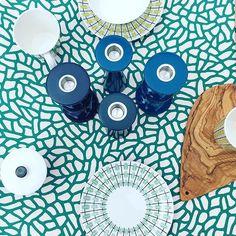 Delta green by Gyllstad #delta #fabric #interior #interiordesign #homedecor #gyllstad #superliving #theswedishfabriccompany