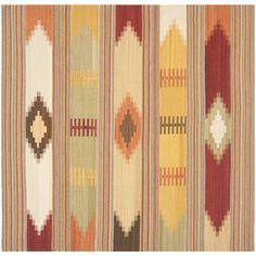 Safavieh Hand-Woven Navajo Kilim / Multi Rug