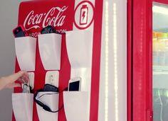 Coolers Coca Cola