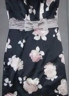 Kup mój przedmiot na #vintedpl http://www.vinted.pl/damska-odziez/sukienki-wieczorowe/14003924-piekna-sukienka-bez-ramiaczek-34-hm