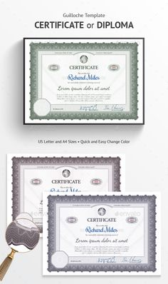 Free psd certificate template design templates freebies certificate template yelopaper Choice Image