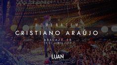 Luan Santana - Efeitos (Homenagem Cristiano Araújo) - Aracaju SE